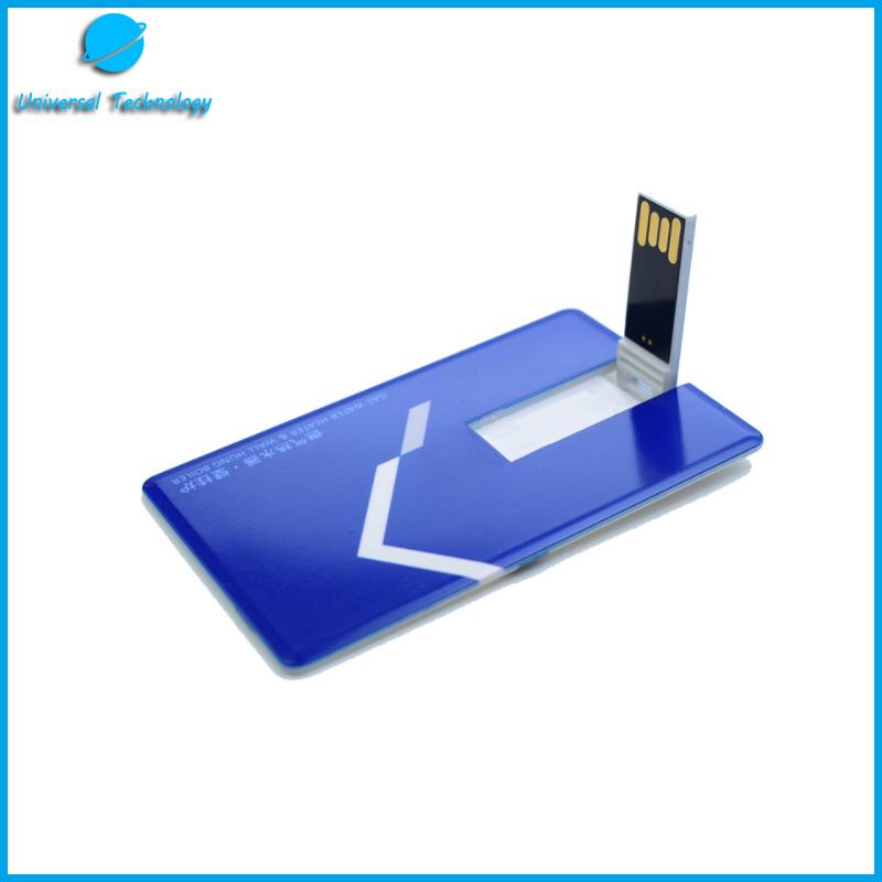 【UNT-U09】Credit Card USB Flash Drive