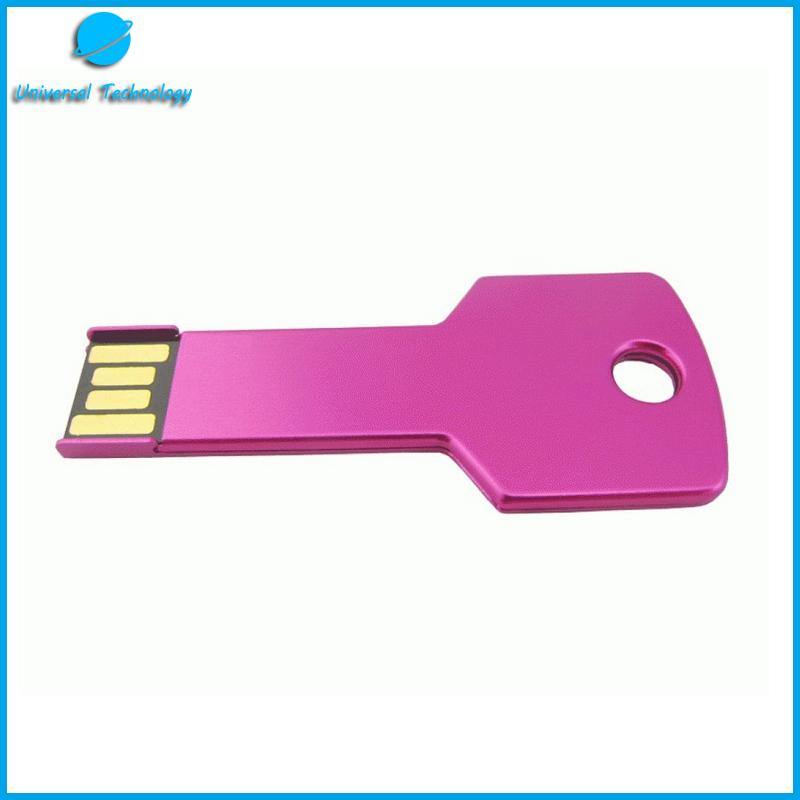 【UNT-U10】Metal Key USB Flash Drive