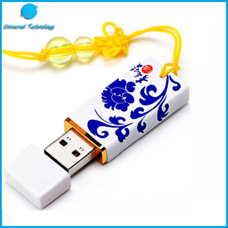 【UNT-U12】Ceramic Category USB Flash Drive