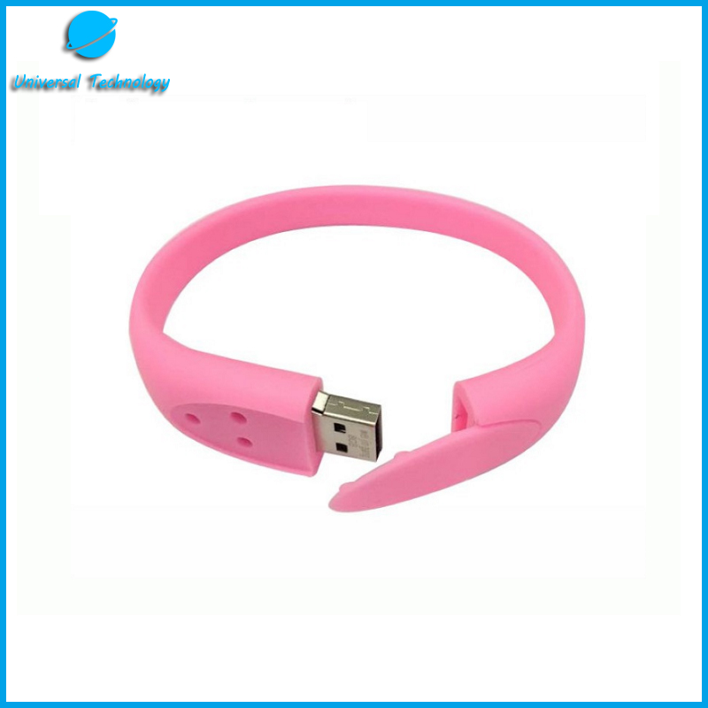 【UNT-U13】Sports wristband USB Flash Drive