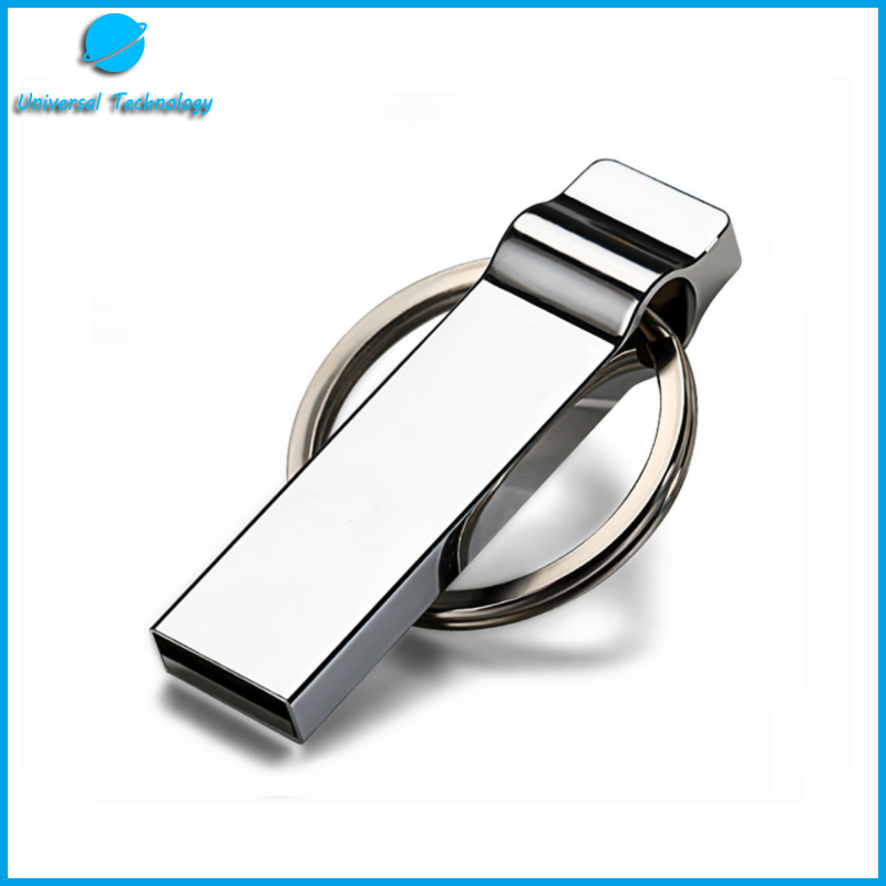 【UNT-U26】Metal key clasp usb flash drive