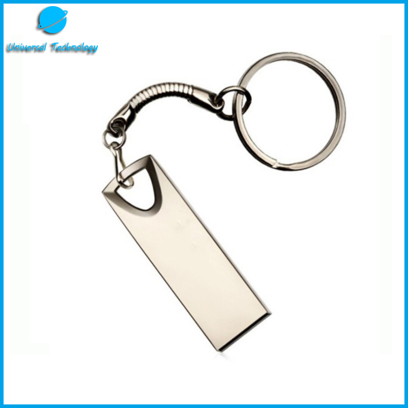 【UNT-U27】Metal key clasp usb flash drive