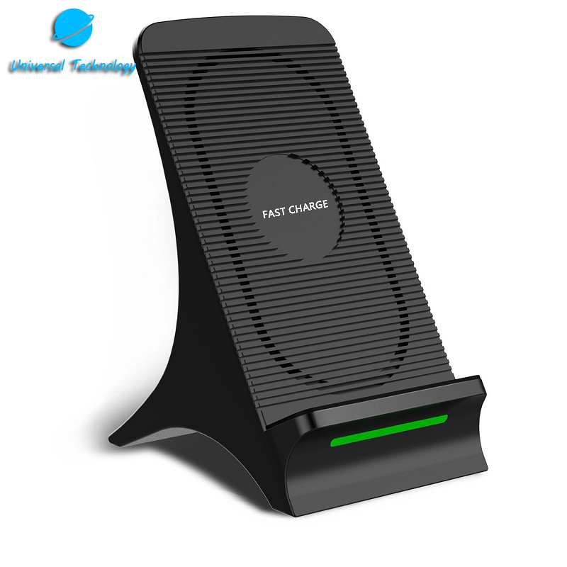 【UNT-WPC12】Vertical wireless charge with cooling window