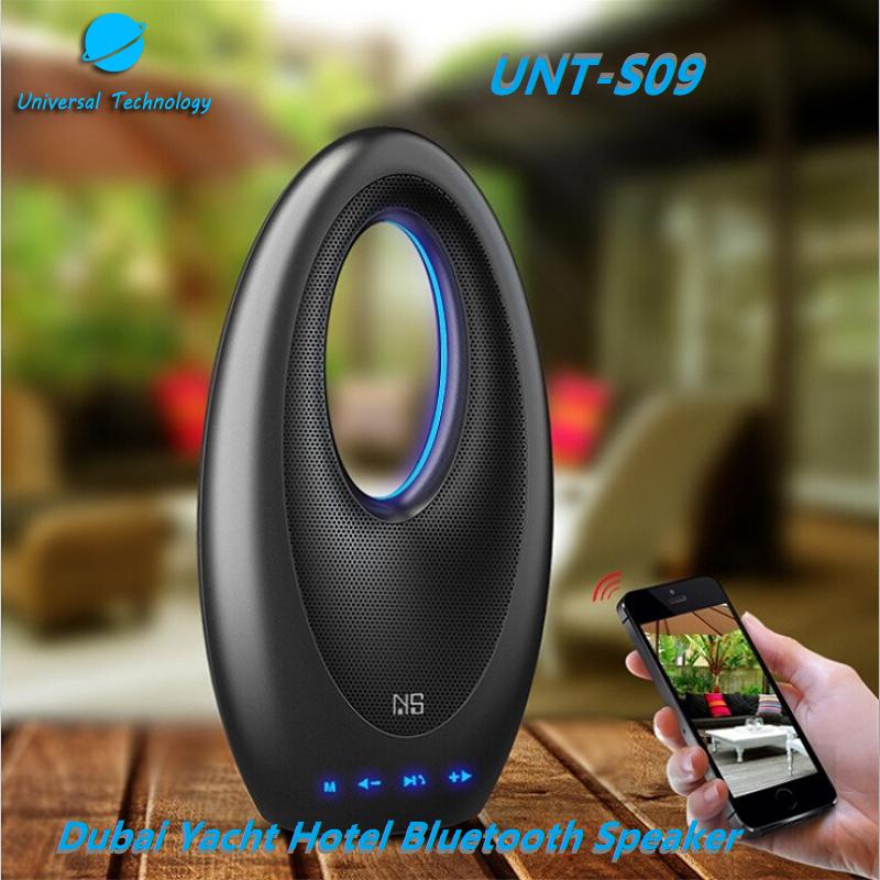 【UNT-S09】Dubai Yacht Hotel Bluetooth Speaker