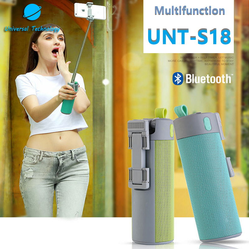 【UNT-S18】Multifunction Bluetooth Speaker
