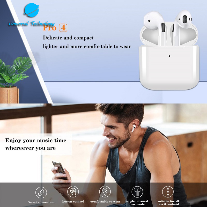 【UNT-Pro 4】The 4nd generation airpods
