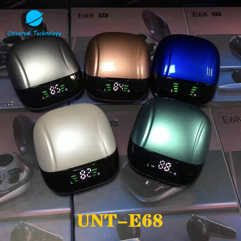 【UNT-E68】automatic power-on after opening the cover, intelligent touch, low power consumption